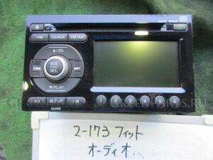 Автомагнитофон на Honda Fit GE6 L13A-471