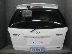 Дверь задняя на Mazda Mpv LWEW