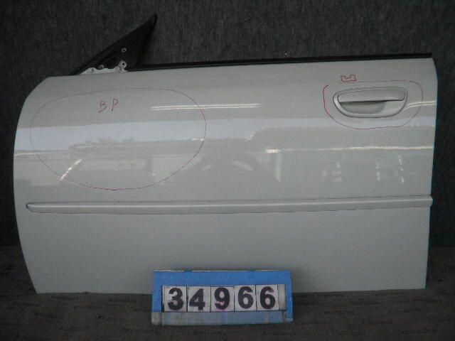 Дверь боковая на Subaru Legacy BP5