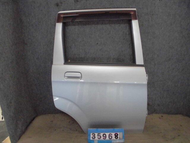 Дверь боковая на Subaru Stella RN1