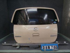 Дверь задняя на Mazda Carol HB25S