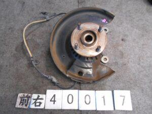 Ступица на Toyota Ist NCP60 2NZFE