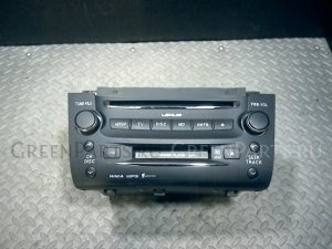 Автомагнитофон на Toyota LEXUS GS UZS190 3UZ-FE