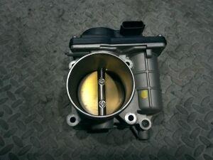Дроссельная заслонка на Nissan Serena C26 MR20DD