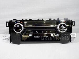 Блок управления климатконтроля на Toyota Alphard AGH35W 2AR-FE