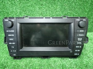 Автомагнитофон на Toyota Prius ZVW30 2ZR-FXE