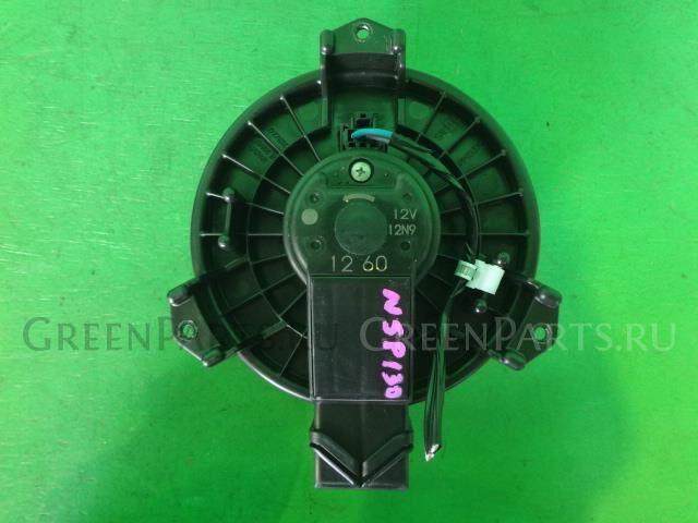 Мотор печки на Toyota Vitz NSP130 1NRFE
