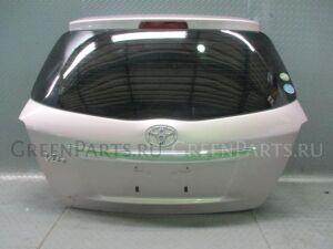 Дверь задняя на Toyota Vitz KSP130 1KRFE