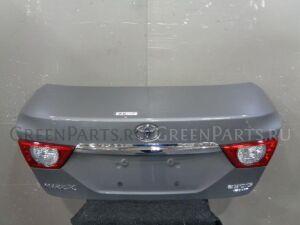 Крышка багажника на Toyota Mark X GRX135 4GR-FSE