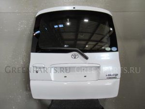 Дверь задняя на Toyota FANCARGO NCP20 2NZ-FE