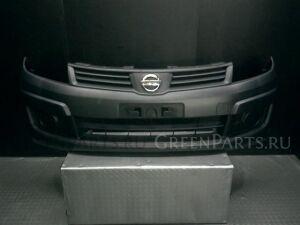 Бампер на Nissan Ad VY12 HR15DE