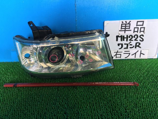 Фара на Suzuki Wagon R MH22S 100-59164