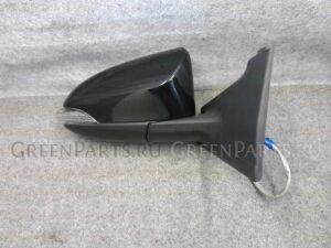 Зеркало двери боковой на Toyota Vitz KSP130 1KR-FE 8322