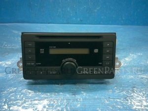 Автомагнитофон на Toyota Aqua NHP10 1NZ-FXE