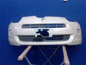 Бампер на Toyota Passo KGC30 1KRFE