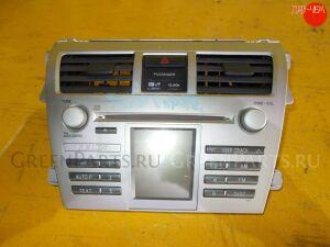 Магнитофон на Toyota Belta KSP92