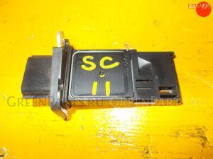Датчик расхода воздуха на Nissan Tiida Latio SC11 HR15DE 22680 7S000