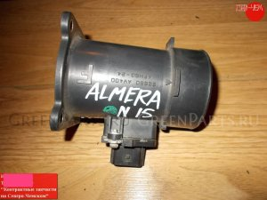 Датчик расхода воздуха на Nissan Almera N15 22680 AW400