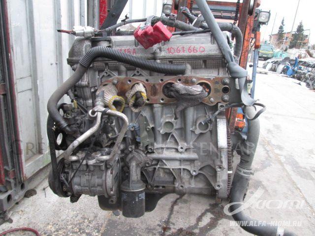 Двигатель на Suzuki Aerio Wagon RB21S M15A