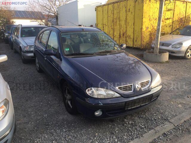 Генератор на Renault Megane I (1995-2003) номер/маркировка: 7700434900