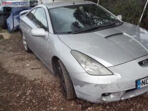 Суппорт на Toyota Celica