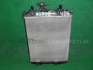 Радиатор двигателя на Toyota Passo KGC10 1KR-FE