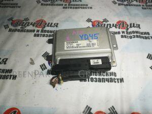 Блок управления двигателем на Hyundai TUSCANI / TIBURON / COUPE GK