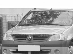 Капот на Renault Logan