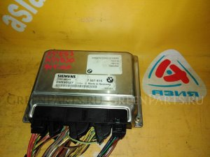 Блок управления двигателем на Bmw X5 E53 M54B30/306S3 12147551616