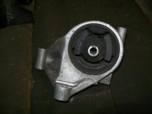 Подушка двигателя на Nissan W11/U14/P11/M12/C24 SR20 (11221 6J701)