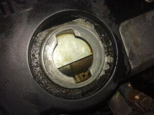 Двигатель на Toyota JZS150 1JZ-GE