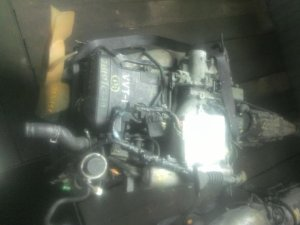 Двигатель на Toyota JZS151 1JZ-GE