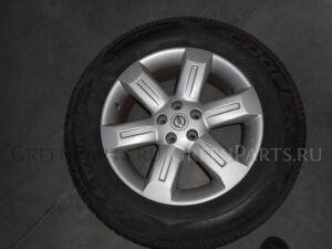 Диск литой на Nissan