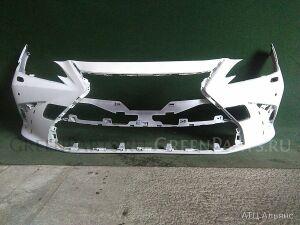Бампер на Lexus ES300H AXZH10 A25A-FXS