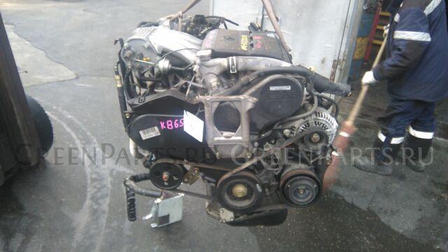 Двигатель на Toyota Avalon MCX10 1MZ-FE