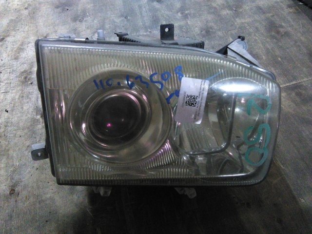Фара на Nissan Terrano R50 TD27ETi 110-63508