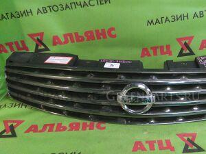 Решетка радиатора на Nissan Skyline V35 VQ25DD