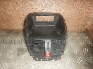 Воздуховод на Peugeot 207