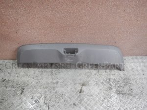 Накладка на бампер на Suzuki Vitara