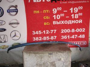 Молдинг на бампер на Volkswagen Polo (01-09)