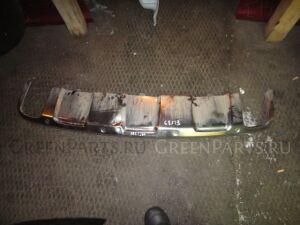 Накладка на бампер на Mercedes М-KLASSE