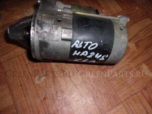 Стартер на Suzuki Alto HA24S K6A 3110076G10