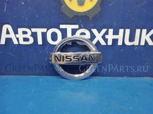 Эмблема на Nissan Note E11 HR15 908901U60C