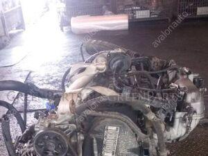 Двигатель на Honda Odyssey RA6 F23A
