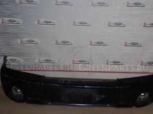 Бампер на Subaru Forester SG5 EJ202,EJ205