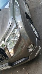 Накладки на фары на Toyota Land Cruiser Prado во Владивостоке