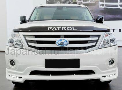 Накладки кузова на Nissan Patrol во Владивостоке
