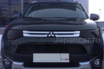 Защита на оптику на Mitsubishi Outlander во Владивостоке
