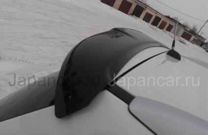 Дефлектор задний на Nissan Qashqai во Владивостоке