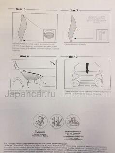 Защита на оптику на Toyota Land Cruiser 200 во Владивостоке